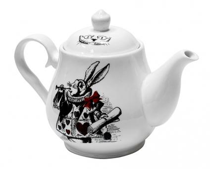 Чайник заварочный Wilmax Белый кролик, 850 мл