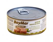 Тунец консервированный в оливковом масле BayMar, 160 г