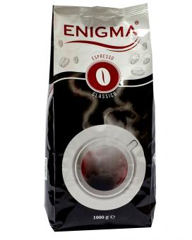 Кофе в зернах Enigma Espresso Classico, 1 кг (20/80)