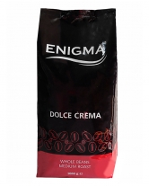 Кофе в зернах Enigma Dolce Crema, 1 кг (70/30)