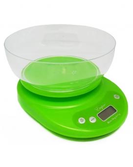 Весы кухонные с чашей электронные