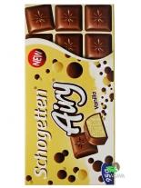 Шоколад Schogetten Airy Vanilla, 95 г
