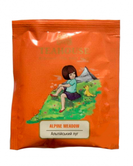 Чай Teahouse Альпийский луг, 2г*50 (травяной чай в пакетиках), 100 г