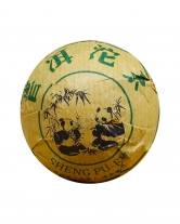 "Чай Шен Пуэр ""Зеленая Панда"", 100 грамм"
