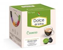 Кофе в капсулах Dolce Aroma Cremoso Dolce Gusto, 16 шт