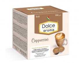 Капучино в капсулах Dolce Aroma Сappuccino Dolce Gusto, 16 шт