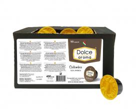 Кофе в капсулах Dolce Aroma Colombia Lavazza Blue, 50 шт