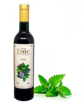 Сироп Emmi Мята 0,7 л (стеклянная бутылка)
