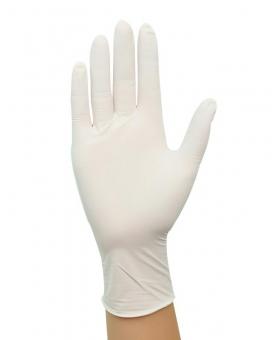 Перчатки латексные смотровые, размер S, 100 шт