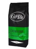 Кофе в зернах Caffe Poli Crema, 1 кг (35/65)
