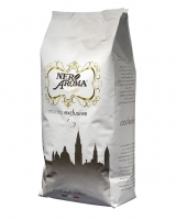 Кофе в зернах Nero Aroma Exclusive, 1 кг (90/10)