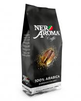 Кофе в зернах Nero Aroma Exclusive 100% Arabica, 1 кг