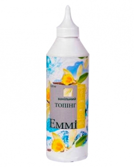 Топпинг Emmi Ваниль, 600 грамм