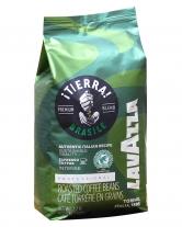 Кофе в зернах Lavazza Tierra Brazile Intense, 1 кг (70/30)