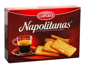 Печенье с корицей Cuetara Napolitanas, 500 г
