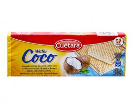 Вафли с кокосом Cuetara Wafer Coco, 150 г
