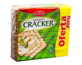 Крекер цельнозерновой Cuetara Integral Cracker, 600 г