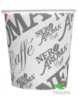 "Стакан бумажный ""Nero Aroma"" 110 мл, 50 шт"