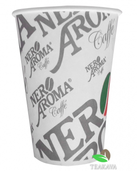 "Стакан бумажный ""Nero Aroma"" 340 мл, 50 шт"