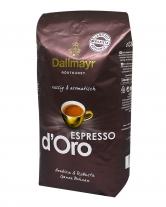 Кофе в зернах Dallmayr Crema D'Oro Espresso, 1 кг (90/10)