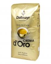 Кофе в зернах Dallmayr Crema D'Oro, 1 кг (100% арабика)