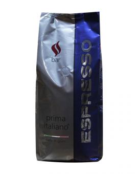 Кофе в зернах Ricco Prima Italiano BAR Espresso, 1 кг (60/40)