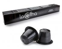 Кофе в капсулах La Cоffina RISTRETTO Nespresso, 10 шт (30/70)