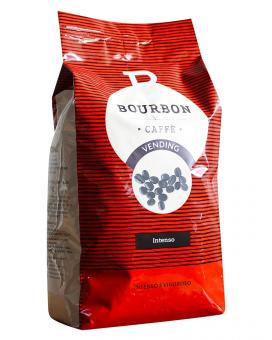 Кофе в зернах Lavazza Bourbon Intenso Vending, 1 кг (20/80)