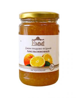 Джем плодово-ягодный Апельсиновый Emmi, 375 г