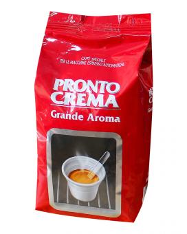 Кофе в зернах Lavazza Pronto Crema Grande Aroma, 1 кг (80/20)