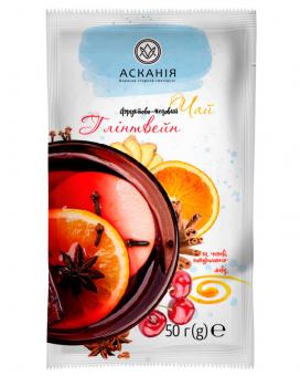 """Чай фруктово-медовый """"Глинтвейн"""" Аскания, 50 г"""