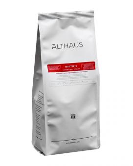Чай фруктовый ароматизированный ALTHAUS Multifit, 250 г
