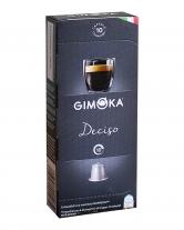 Капсула Gimoka DECISO Nespresso, 10 шт (50/50)