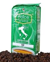 Кава caffe MACINATO DOLCE AROMA  TOP 250 г (70/30)