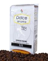 Кава caffe MACINATO DOLCE AROMA  ELITE 250 гр (50/50)