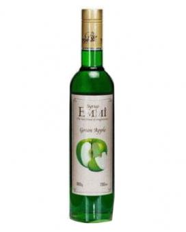 Сироп Emmi Зеленое яблоко 0,7 л (стеклянная бутылка)