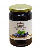 Джем плодово-ягодный Черника Emmi, 375 г