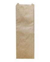 Крафт пакет бумажный 100х300х40 мм, 100 шт