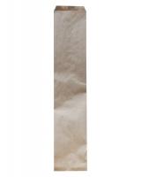 Крафт пакет бумажный для багета 100х500х40 мм, 100 шт