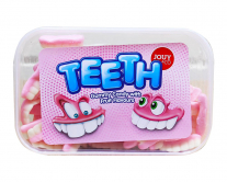Мармеладные конфеты Зубы YOUY & CO Teeth, 225 г