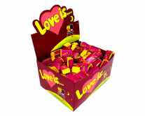 Жевательная резинка LOVE IS вишня-лимон, 4,2 г