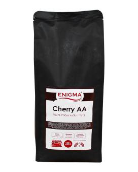 Кофе в зернах Enigma India Cherry AA, 1 кг (моносорт робусты)