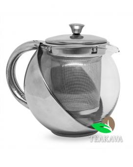 Заварник стеклянный для чая, 900 мл