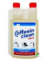 Средство для чистки молочной системы Coffeein Clean milk (жидкость), 1 л