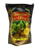 Оливки с косточкой Maestro de Oliva, 170 г (ПЭТ)