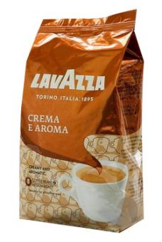 Кофе в зернах Lavazza Crema e Aroma, 1 кг (60/40)