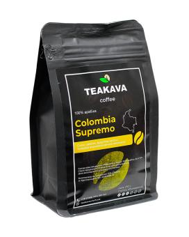 Кофе в зернах Teakava Colombia Supremo, 250 г (моносорт арабики)
