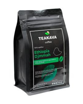 Кофе в зернах Teakava Ethiopia Djmmah, 250 г (моносорт арабики)