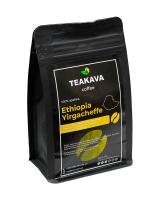 Кофе в зернах Teakava Ethiopia Yirgacheffe, 250 г (моносорт арабики)