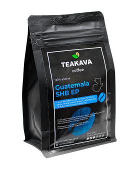 Кофе в зернах Teakava Guatemala SHB EP, 250 г (моносорт арабики)